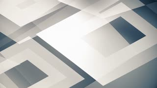 slow motion of toned background glassy and transparent geometric shapes 4K