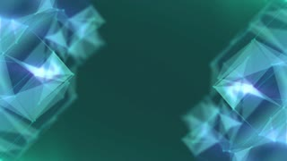 Diamond Plexus Background