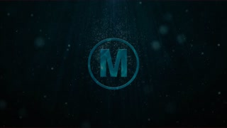 Underwater Cinematic Logo