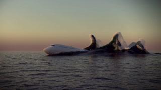 airplane crash emergency landing on water
