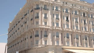 Hotel Carlton in Cannes. Quality service and best suites.