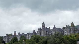 Psychiatric Hospital Cork. Ireland . Timelapse