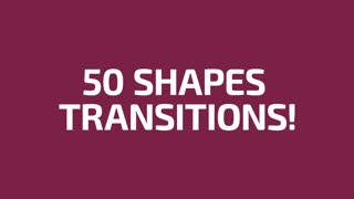 Shape Transitions