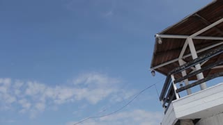Lookout Tower, Lifeguard Tower on a Clear Day