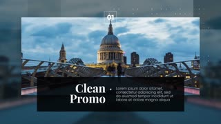 Clean Corporate - Modern Presentation