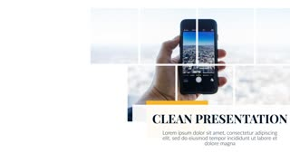 Clean Presentation - Modern Corporate