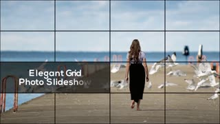 Elegant Grid - Photo Slideshow