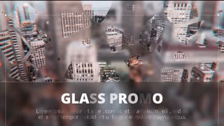 Glass Promo Corporate Presentation