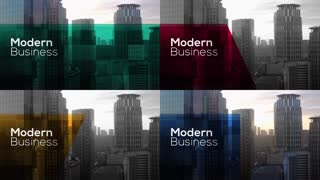 Modern Business - Corporate Promo