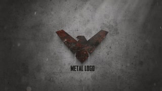 Metal Iron Logo
