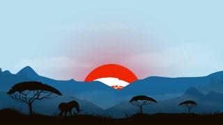Safari African Logo