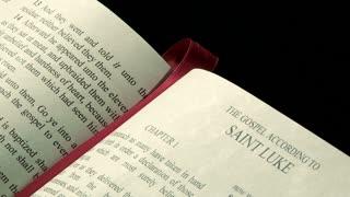 Bible, Gospel of Luke, rotation 1