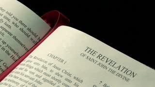 Bible, Revelation, rotation 2