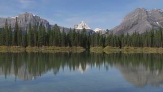 Buller Lake, Canadian Rockies, Alberta, CanadaBuller Lake h 003.mov