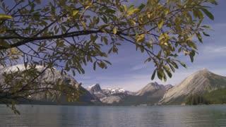Upper Kananaskis Lake, Canadian Rockies, Alberta, Canada
