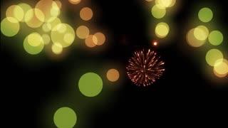 Fireworks Motion Graphics Animation Background Loop HDFireworks 1 Motion Graphics Animation