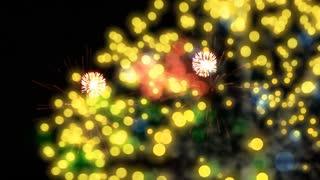 Fireworks Motion Graphics Animation Background Loop HDFireworks 3 Motion Graphics Animation