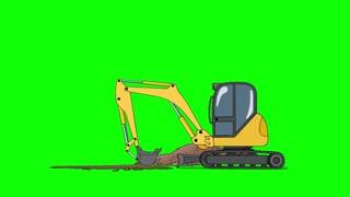 Industrial Excavator UHD