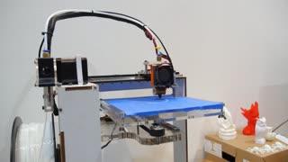 3D Printer, 3D Printing