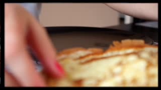 Animation Composition Home Cooking Food - Montage