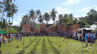 Birds in Cage Whistle in Bird Singing Competition in Thailand
