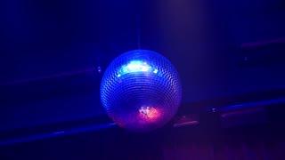 Disco Ball in Nightclub