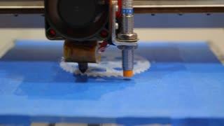 Hi-Tech Innovative Technology: 3D Printer