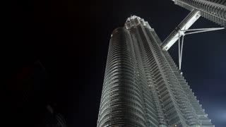 Modern Petronas Towers - the Tallest Buildings in Malaysia
