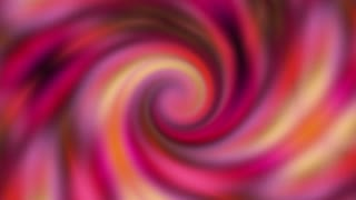 Abstract Red Pink Vortex animation 4K and Full HD