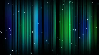 Bands of Colors Lines Pattern Particles Multicolor Motion Background Ultra HD 4K Blue Green Teal Cyan