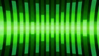 Classical Equalizer VJ Green