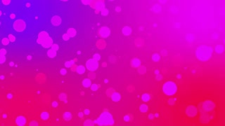 Colorful Particle Motion Background