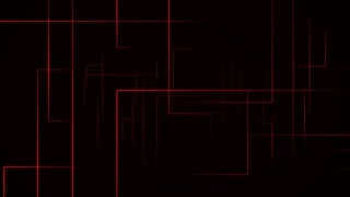 Dynamic Lines seamless looping background Red 4K and Full HD