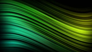 Elegant Colorful Curved Silk Lines Motion Background Silky Smooth Curvy Colourful Texture Video Backdrop Seamless Looping DCI Ultra HD 4K and Full HD Changing Colors Constantly