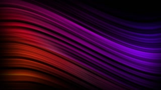 Elegant Colorful Curved Silk Lines Motion Background Silky Smooth Curvy Colourful Texture Video Backdrop Seamless Looping DCI Ultra HD 4K and Full HD Multicolored Red Purple Magenta Blue Orange