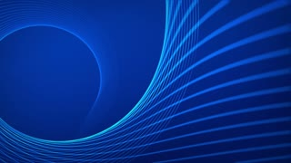 Elegant Professional Sophisticated Business Corporate Motion Background Seamless Loop Deep Blue Dark
