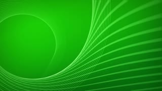 Elegant Professional Sophisticated Business Corporate Motion Background Seamless Loop Green