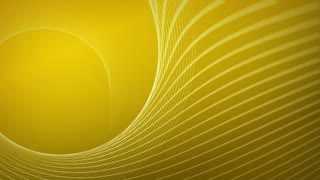 Elegant Professional Sophisticated Business Corporate Motion Background Seamless Loop Yellow
