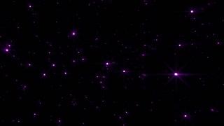 Jesus Text Animation Purple Violet