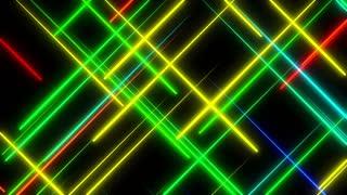 Metro Light Streaks Seamless Loop 4K Ultra HD Crossing II Multicolor