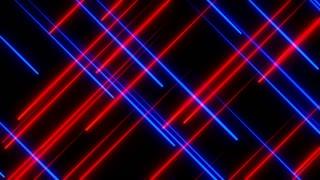 Metro Light Streaks Seamless Loop 4K Ultra HD Crossing II Red Blue Purple