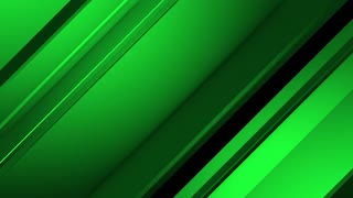 Moving Sliding Rectangular Panels Seamless Loop Motion Background Full HD Green