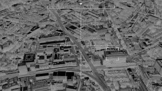 Drone Cam Footage Night Vision Camera 1