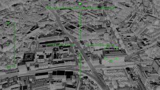 Drone Cam Footage Night Vision Camera 3