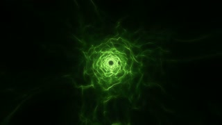 Flying in a Tunnel of Light | Fly Through a Wormhole or Time Vortex | Portal or Gateway to After Life | Seamless Looping Motion Background | Full HD 1920 X 1080 | Green