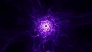 Flying in a Tunnel of Light | Fly Through a Wormhole or Time Vortex | Portal or Gateway to After Life | Seamless Looping Motion Background | Full HD 1920 X 1080 | Purple Violet