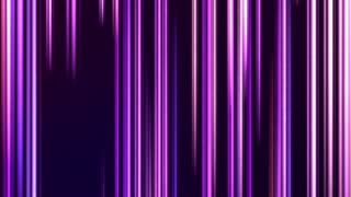 Vertical Colorful Light Beams and Streaks Seamless Motion Background Loop Full HD 1920x1080 Purple Violet Pink