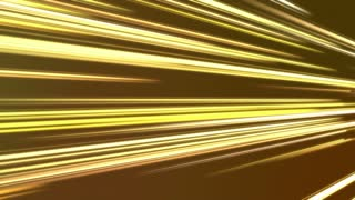 Tilted Colorful Light Beams and Streaks Seamless Motion Background Loop Full HD 1920x1080 Gold Golden Orange Yellow Brown Champagne