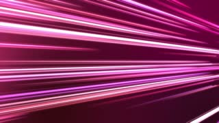 Tilted Colorful Light Beams and Streaks Seamless Motion Background Loop Full HD 1920x1080 Light Pink Magenta