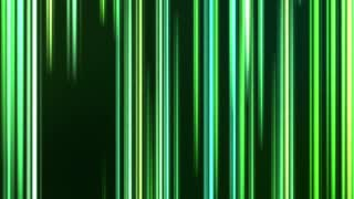 Vertical Colorful Light Beams and Streaks Seamless Motion Background Loop Full HD 1920x1080 Green Turquoise Teal